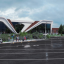 Проект фасада обновленного аэропорта. 3D-модель с сайта Минтранса Чувашии