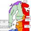 Фактические территориальные изменения к 1941 году.