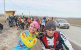 Новости: Космический и интернациональный. В Чувашии состоялся велопробег в честь 60-летия первого полета человека в космос - новости Чебоксары, Чувашия
