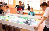 Новости: Школьники учат роботов играть в футбол - новости Чебоксары, Чувашия