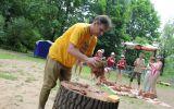 Новости: В роще творят мастера и дети - новости Чебоксары, Чувашия