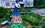 Новости: Чья клумба краше - новости Чебоксары, Чувашия