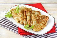 Картофельные блины  (забытый деревенский рецепт)Вставай с постели —  блины поспели! Семейный стол