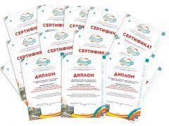 Подведены итоги первого этапа I Республиканского Химического марафона, посвященного 60-летию ПАО «Химпром» Химпром
