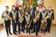 Волшебных звуков торжество: Детской музыкальной школе Новочебоксарска - 55 лет Новочебоксарская детская музыкальная школа