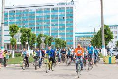 01_Khimprom2018.jpgЭкологический пробег «Зеленый старт. «Химпром» - город» объединил любителей здорового образа жизни Химпром день химика