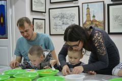 Искусство объединяет: Акция «Ночь искусств» в КВЦ «Радуга»