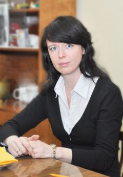 Начальник отдела назначения и перерасчета пенсий Екатерина ОБУХОВА.Ни одна пенсия не уменьшится пенсия Пенсионная реформа