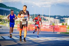 Фото Александра НИКОЛАЕВААлександр ИЛЬИН:  Триатлон вырабатывает силу воли Триатлон IronStar 226 Сочи-2018