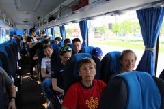 Делегация Чувашии выехала на спортивно-туристский лагерь «Туриада-2019» Туриада