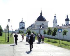 Ветераны УФСИН Чувашии посетили Раифский монастырь УФСИН