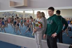 Гимнасты Дарья Спиридонова и Никита Нагорный встретились с фанатами в Новочебоксарске Никита Нагорный Дарья Спиридонова