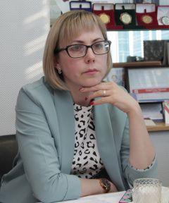ответственный секретарь  приемной комиссии Чувашского ГАУ  Надежда АЛТЫНОВАКуда пойти учиться, или Выбери свой вуз!