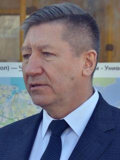 Заместитель министра транспорта Чувашской Республики Юрий АРЛАШКИН101-й меняет формат, или Давка в салоне отменяется общественный транспорт