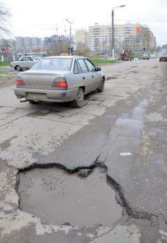 Суд обязал городские власти отремонтировать дороги дороги