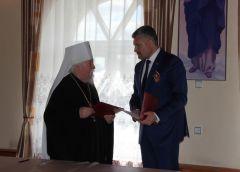 Минздрав Чувашии и Церковь подписали соглашение о сотрудничестве Минздрав церковь и государство Аборты паллиативная помощь инвалиды