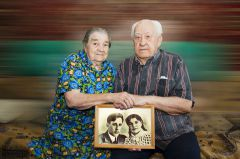 © Фото Валерия баклановаПотому что вместе, потому что любят На житейских перекрестках
