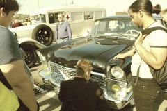 Фестиваль ретроавтомобилей в Чебоксарах собрал более сорока редких машин  ретроавтомобили