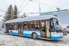 К 4-м электробусам хотят добавить еще 11. Фото: cap.ruНа маршруте Чебоксары-Новочебоксарск планируют запустить 15 троллейбусов Алексей Ладыков Ольга Чепрасова троллейбусы
