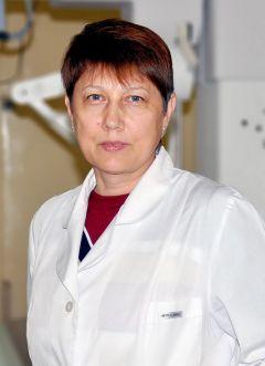 Врач-рентгенолог высшей квалификационной категории Татьяна ИГНАТЬЕВАБольшая пройдена дорога, большие сделаны дела 50 лет Новочебоксарску