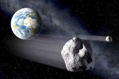 Вночь насубботу кЗемле приблизится 40-метровый астероид