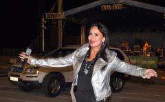 Новочебоксарцев поздравляет Марина Хлебникова.  Фото Валерия Бакланова.Полвека для города — возраст расцвета 50 лет Новочебоксарску