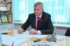 Фото Валерия БаклановаГлава администрации Новочебоксарска ушел в отставку  глава администрации Новочебоксарска Александр Сироткин