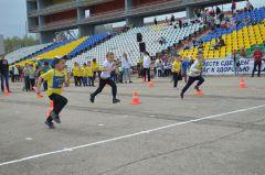 Эстафета-2019: дошкольники (фоторепортаж) XXVII легкоатлетическая эстафета на призы газеты ГРАНИ