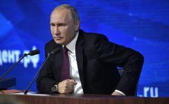 Владимир Путин:  За нацпроекты министры  отвечают персонально Прямая линия с Владимиром Путиным - 2019