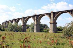 Мокринский мост. Фото автораМост, который построил Шумахер И я там был