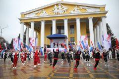 День народного единства в Чебоксарах24 тысячи жителей Чувашии приняли участие в праздновании Дня народного единства День народного единства