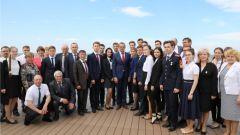 Михаил Игнатьев пообщался с победителями и призерами Всероссийской олимпиады школьников