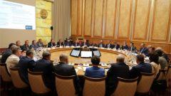 Михаил Игнатьев принял участие в заседании Совета при полпреде Президента РФ в ПФО, посвященном вопросам экологии