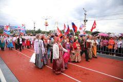 Чувашия отметила День России 12 июня — День России