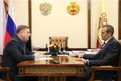 Министром цифрового развития, информационной политики и массовых коммуникаций Чувашской Республики назначен Михаил Анисимов