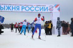 Почти 65 тысяч жителей Чувашии вышли на старт Всероссийской гонки «Лыжня России»