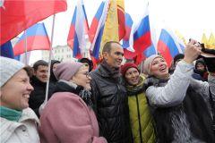 В Чебоксарах в митинге-концерте, посвященном Дню народного единства, приняли участие более 5 тысяч человек День народного единства