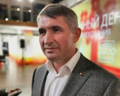 Олег Николаев: «Как кандидат на пост Главы Чувашии я ставил задачу дать жителям действенную программу на 5 лет» Выборы-2020