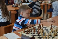 Детский турнир в столице ЧувашииВ Чебоксарах проходит республиканский детский шахматный турнир  шахматы