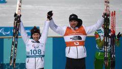 Российская биатлонистка Лысова победила в гонке на 6 км на Паралимпиаде Пхёнчхан паралимпиада