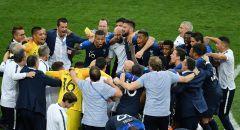 1139379590.jpgФранция обыграла Хорватию и стала чемпионом мира во второй раз ЧМ-2018
