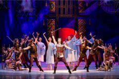 Вчера в Чебоксарах стартовал 23-й международный балетный фестиваль  XXIII Международный балетный фестиваль