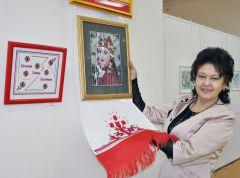 © Фото Валерия БаклановаЭто мания, это зараза —  вышивать, вышивать,  вышивать... Новочебоксарская палитра
