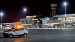 Терминал Международного аэропорта в КазаниРейс Чебоксары-Анталия сел в Казани из-за потерявшего сознание пассажира авиарейс