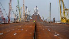 1510135848.jpgМост в Крым перешел в конечную стадию строительства крымский мост