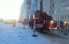 В Омске прогремел взрыв газа в жилом доме