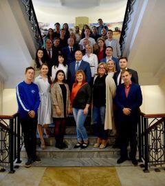 В Чувашии проведена встреча с победителями грантовых конкурсов среди молодежи