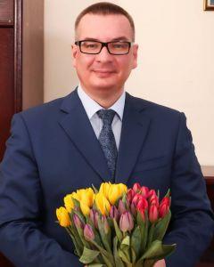 Павел Семенов. Фото из ИнстаграмаГлава администрации Новочебоксарска поздравил с 8 Марта праздник 8 марта