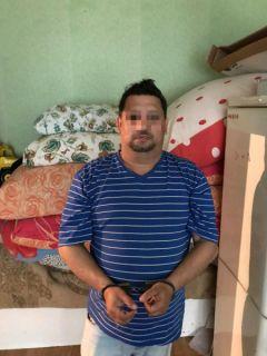 Задержанный. Фото МВД по ЧРПродавец прицепа, обманувший жителя Чувашии, задержан в Ярославской области  мошенничество