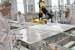 "За 3 квартал 2019 года завод «Хевел» произвел 62 МВт солнечных модулей ООО ""Хевел"""